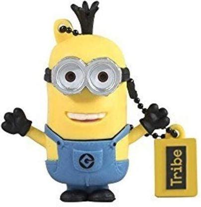 Imagen de PAQ. C/2 - TRIBE - MEMORIA USB 16 GB - MINIONS KEVIN