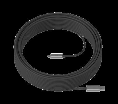 Imagen de LOGITECH - CABLE LOGITECH STRONG DE 25 METROS USB 3.1