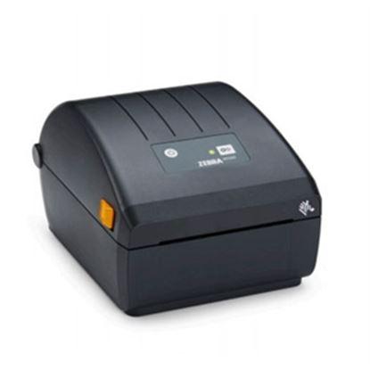 Imagen de ZEBRA - DIRECT THERMAL PRINTER ZD220 STD EZPL 203DPI US POWER CORD USB