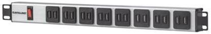 Imagen de INTELLINET - BARRA PDU 16 CONT USB 1U RACK/GAB