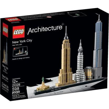 Imagen de LEGO - 21028 ARCHITECTURE NEW YORK CITY 598 PZAS.