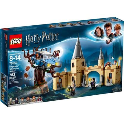 Imagen de LEGO - 75953 HARRY POTTER SAUCE BOXEADOR DE HOGWARTS™ 753 PZAS.