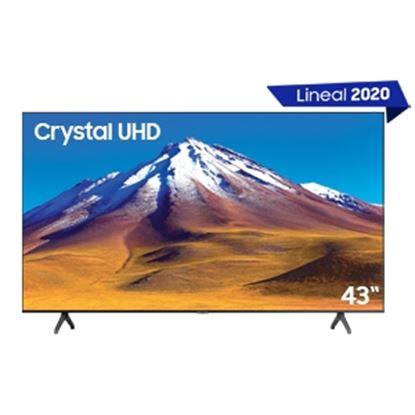 Imagen de SAMSUNG - TV SAMSUNG LED 43 4K UHD CRYSTAL