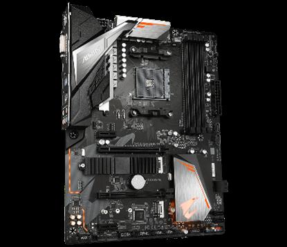 Imagen de GIGABYTE - TARJETA MADRE GIGABYTE B450 AORUS ELITE ATX AMD AM4 2TH DDR4
