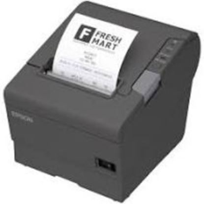 Imagen de EPSON - EPSON MINIPRINTER TM-T88VI-061 ETHERNET PARALELO USB