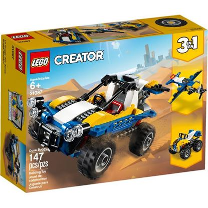 Imagen de LEGO - 31087 CREATOR 3 EN 1 BUGGY ARENERO 147 PZAS.
