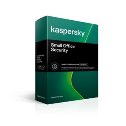 Imagen de KL - KASPERSKY SMALL OFFICE 10 INC: 10 DESKTOPS/10 MOBILE DEV 1 ANO CAJ