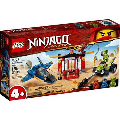 Imagen de LEGO - 71703 NINJAGO BATALLA EN EL CAZA SUPERSONICO 165 PZAS.