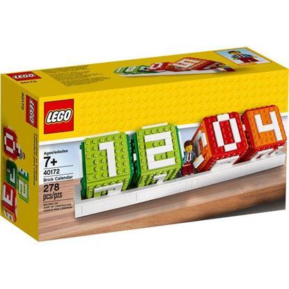 Imagen de LEGO - 40172 IDEAS CALENDARIO PARA CONSTRUIR 278 PZAS.