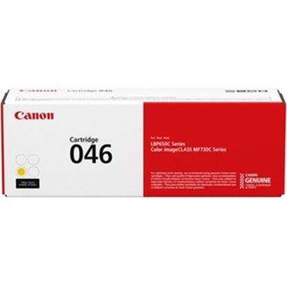 Imagen de CANON - TONER 046 Y AMARILLO RENDIMIENT O 2200 PAGS