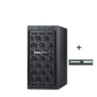 Imagen de DELL - POWER EDGE T140 XEON E-2224 +3.4GHZ 1X8GB 1X1TB Y 1X8GB