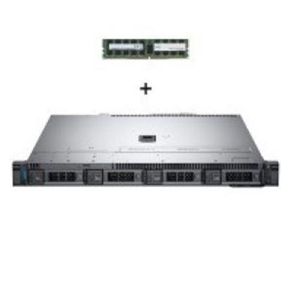 Imagen de DELL - POWER EDGE R240 XEON E-2224 3.5 +GHZ 1X8GB 1X1TB Y 1X8GB