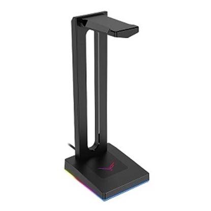 Imagen de CORSAIR - BASE PARA AUDIFONOS GAMER RGB 2 USB