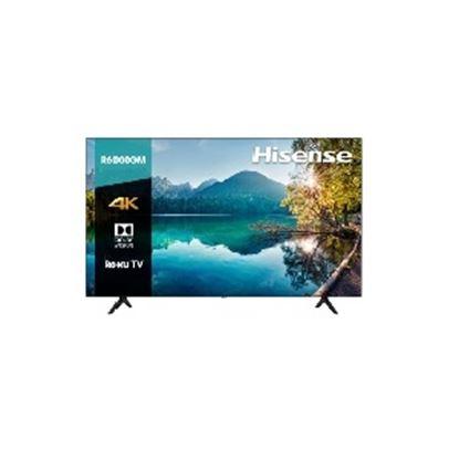 Imagen de HISENSE - TV LED 58 HISENSE SMART ROKU 4K 3HDMI 1USB 2 A. GARANTIA
