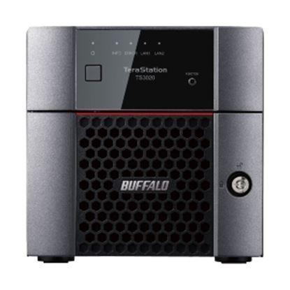 Imagen de BUFFALO - NAS TERASTATION 3220DN 2BAY 4TB (2X2TB) RAID 0/1á 2.5GB SMB