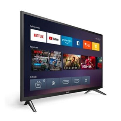 Imagen de COMARI - TELEVISION LED GHIA NETFLIX HD 32 PULG 720P WIFI 2 HDMI