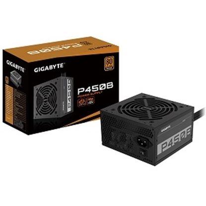 Imagen de KINGSTON - FUENTE DE PODER GIGABYTE 450W 80 PLUS BRONZE ATX PCIE (2)