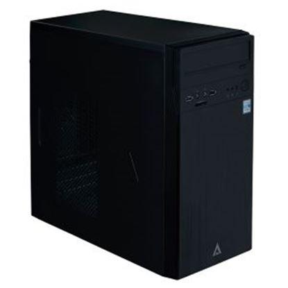 Imagen de EC LINE - GABINETE MINI TORRE M-ATX M-ITX USB3.0 FUENTE 500W LECTOR SD TRUDE