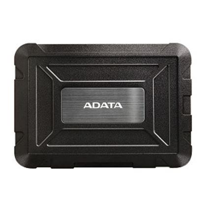 Imagen de ADATA - ENCLOSURE ADATA ANTIGOLPES NEGRO 2.5 USB 3.0 SATA