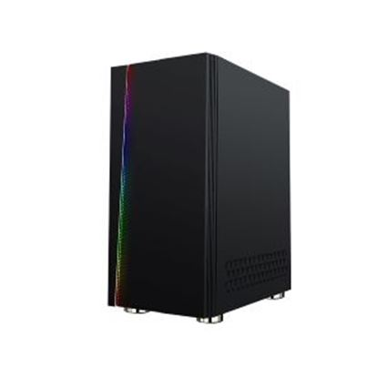 Imagen de EC LINE - GABINETE GAMER BALAM RUSH SPECT RUM BASILISK ATX M-ATX M-ITX