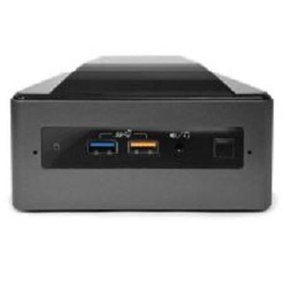 Imagen de INTEL - INTEL MINI PC NUC CORE I7 8560U 4.6GHZ DDR4 HDMI/DP 2.5
