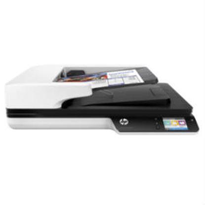 Imagen de HEWLETT PACKARD - HP SCANJET 4500 FN1 CONECTIVIDAD USB WI-FI ETHERNET