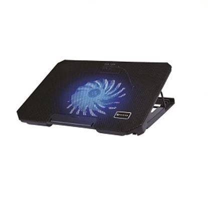 Imagen de CORSAIR - BASE ENFRIADORA PARA LAPTOP 1 V ENTILADOR 2 PUERTOS USB AJUSTABLE