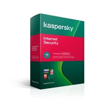 Imagen de KL - KASPERSKY INTERNET SECURITY 3 DISPOSITIVOS 1 ANO CAJA