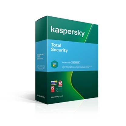 Imagen de KL - KASPERSLY TOTAL SECURITY 5 DISPOSITIVOS 1 ANO CAJA