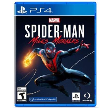 Imagen de SONY - JUEGO PARA CONSOLA PS4 MARVEL?S SPIDER-MAN: MILES MORALES