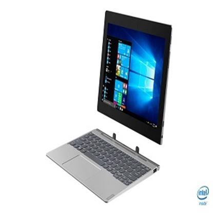 Imagen de LENOVO - LENOVO TAB 10 D330 LTE CELERON N4000 4GB 64GB TECL ESP W10P 1YW