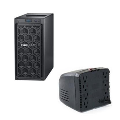 Imagen de DELL - POWER EDGE T140 XEON E-2224 +1X8GB 1X1TB Y REGULADOR