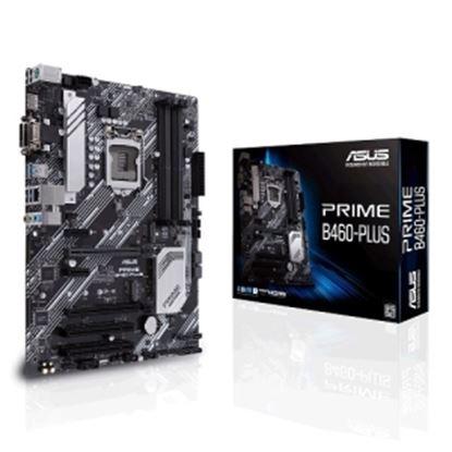 Imagen de ASUS - TARJETA MADRE ASUS PRIME B460-P LUS LGA 1200 ATX HDMI-VGA-DVI-USB