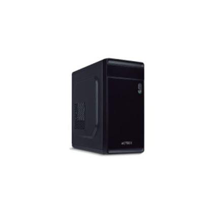 Imagen de EC LINE - GABINETE MINI TORRE M-ATX M-ITX USB 3.0 FUENTE 500W