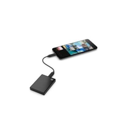 Imagen de SEAGATE - DISCO DURO EXT PORTATIL USB 3.1 1TB USB-C 3Y ONE TOUCH SSD