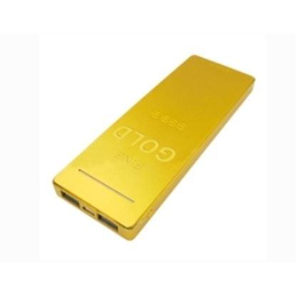Imagen de GHIA - POWER BANK GHIA GOLD BATERIA DE RESP 10000 MAH GAC-120