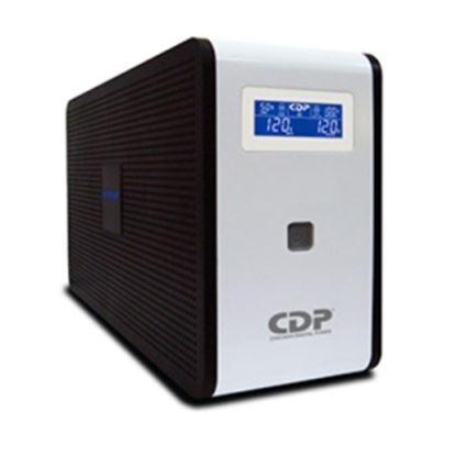 Imagen de CHICAGO DIGITAL POWER - NO BREAK INTERACTIVO CDP DE 1000VA/500WATTS 10C