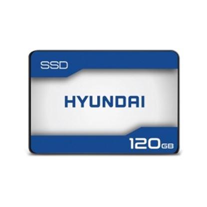 Imagen de PACIFIC.COM.MX  SA CV - DISCO ESTADO SOLIDO SSD HYUNDAI 120GB SATA 2.5 ADVANCED 3D NAND