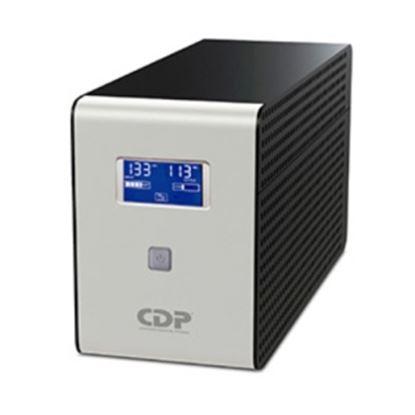 Imagen de CHICAGO DIGITAL POWER - NO BREAK INTERACTIVO CDP DE 1500VA/900WATTS 10C