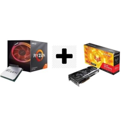Imagen de OTROS - BDL PROCESADOR AMD A6 9500 7TH + MB ECS A320 MATX VGA