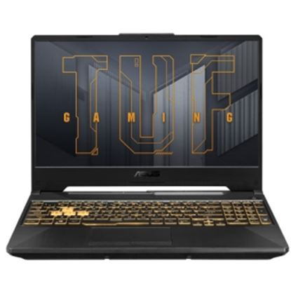Imagen de ASUS - NB ASUS TUF F15 CI5 10300H 15.6 8G 512GSSD GTX1650 4G W10 MOUSE TUF
