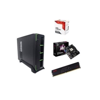 Imagen de OTROS - BDL DESKTOP SLIM AMD A6 9500 3 + 8G 3000MHZ /120G SSD/FUENTE 600W