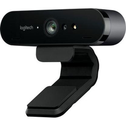 Imagen de LOGITECH - CAMARA WEB LOGITECH BRIO 4K ULTRA HD CON RIGHTLIGHT 3 CON HDR