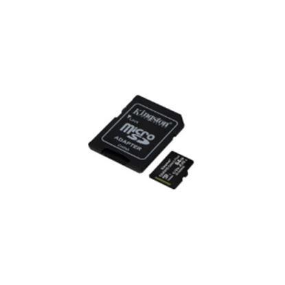 Imagen de PAQ. C/2 - KINGSTON - KINGSTON 64GB MICSDXC CANVAS SELECT PLUS 100R A1 C10 CARD ADP